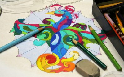7 Reasons why Coloring In for Adults is the New Craze